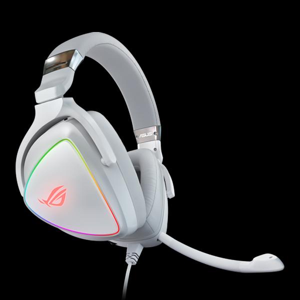 Asus ROG Delta White Edition (90YH02HW-B2UA00) фото