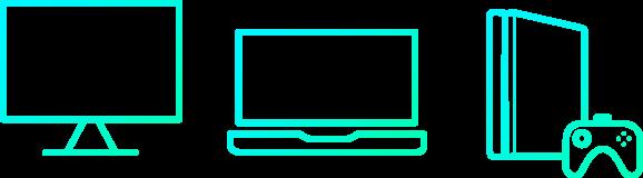 Совместимость с платформами ПК, Mac и PlayStation 4
