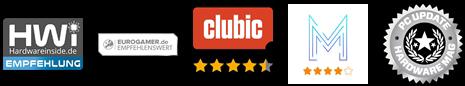 ROG Strix Go 2.4 награды