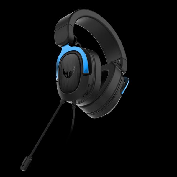 Asus TUF Gaming H3 Blue (90YH029B-B1UA00) фото