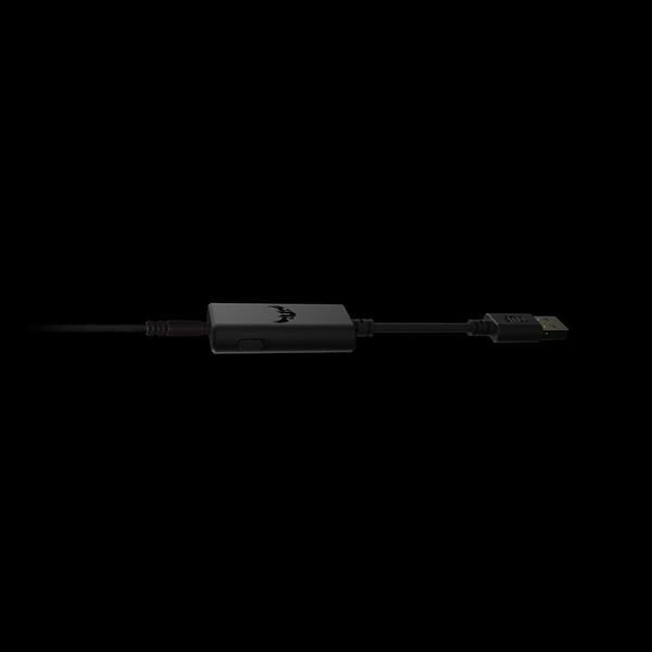 Asus TUF Gaming H5 USB Black в Украине