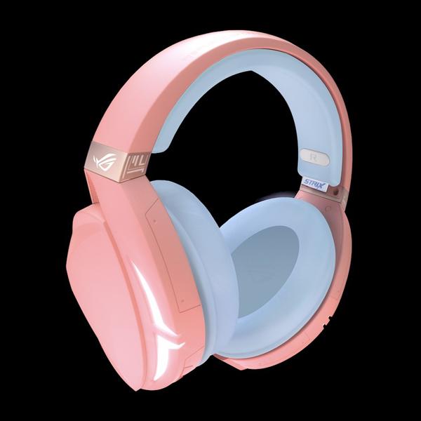 Asus ROG Strix Fusion 300 7.1 Pink Limited Edition (90YH01UP-B8UA00) в Украине