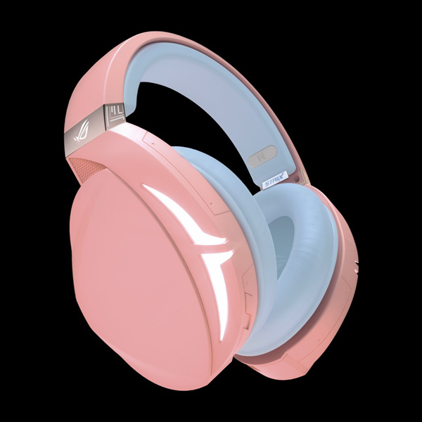 Asus ROG Strix Fusion 300 7.1 Pink Limited Edition (90YH01UP-B8UA00) купить