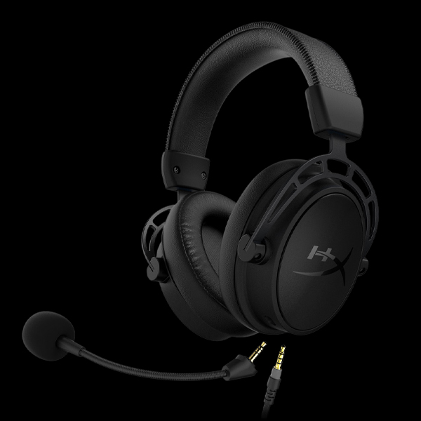 HyperX Cloud Alpha S Blackout (HX-HSCAS-BK/WW) цена