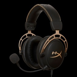 HyperX Cloud Alpha Gold (HX-HSCA-GD/NAP)