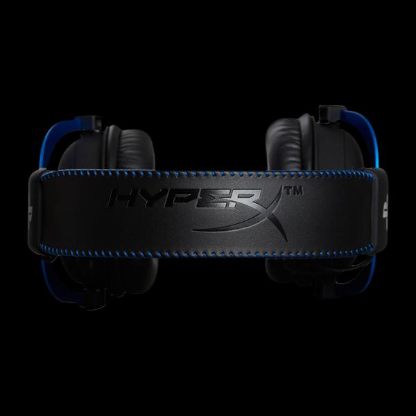 HyperX Cloud for PS4 Black/Blue (HX-HSCLS-BL/EM) цена