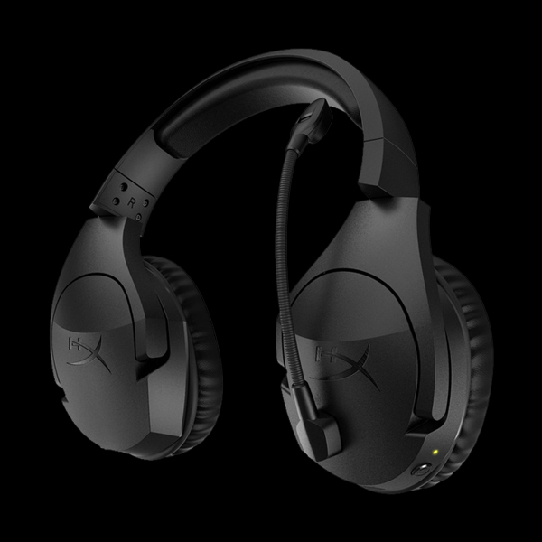 HyperX Cloud Stinger Wireless (HX-HSCSW2-BK/WW) в Украине