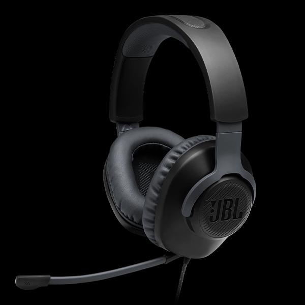 JBL Quantum 100 Black (JBLQUANTUM100BLK) купить