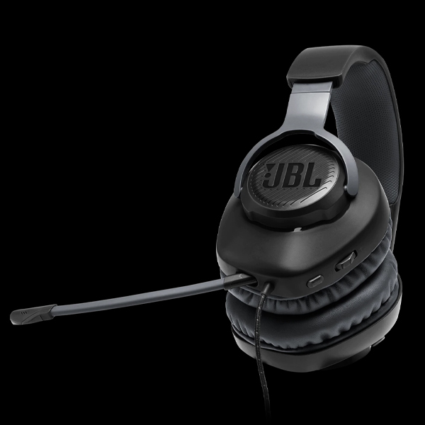 JBL Quantum 100 Black (JBLQUANTUM100BLK) описание