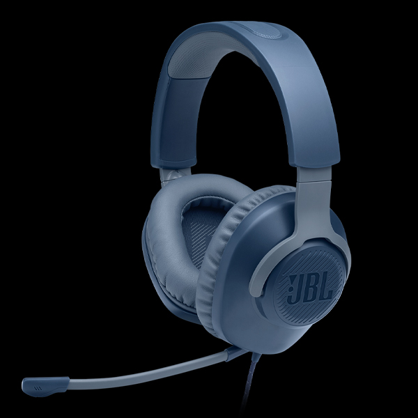 JBL Quantum 100 Blue (JBLQUANTUM100BLU) купить