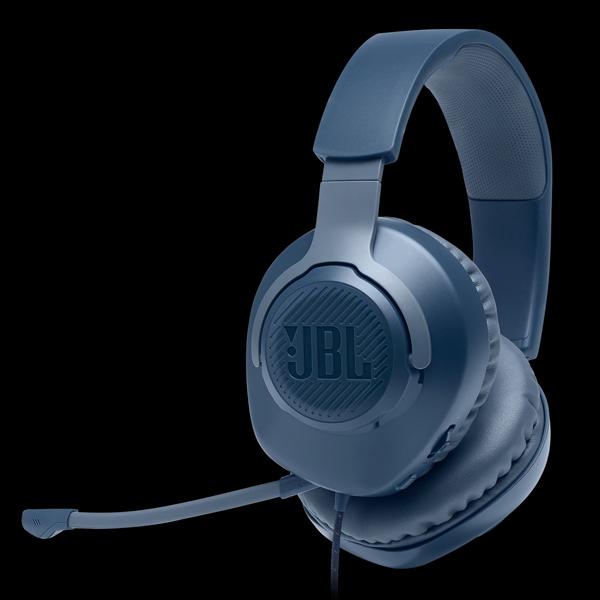 JBL Quantum 100 Blue (JBLQUANTUM100BLU) описание