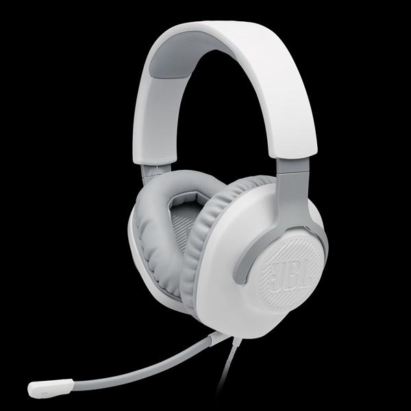 JBL Quantum 100 White (JBLQUANTUM100WHT) купить