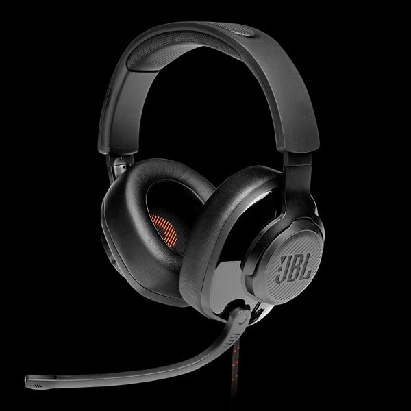 JBL Quantum 200 Black (JBLQUANTUM200BLK) купить