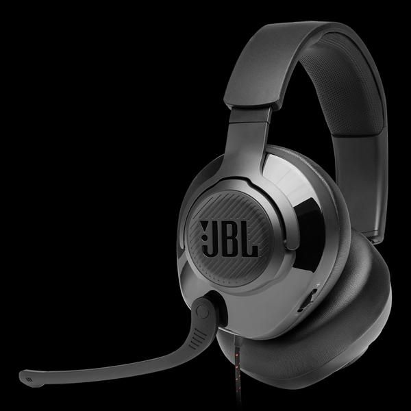 JBL Quantum 200 Black (JBLQUANTUM200BLK) описание