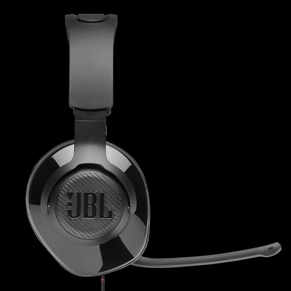 JBL Quantum 200 Black (JBLQUANTUM200BLK) в интернет-магазине
