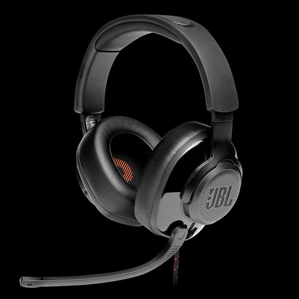 JBL Quantum 300 Black (JBLQUANTUM300BLK) купить