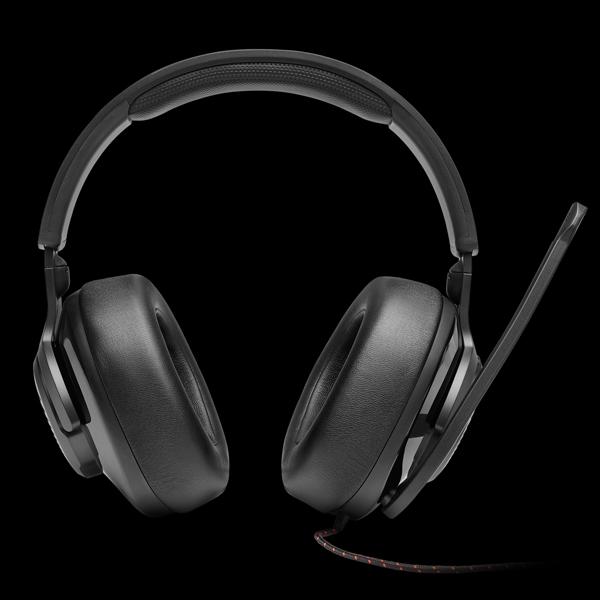 JBL Quantum 300 Black (JBLQUANTUM300BLK) в интернет-магазине