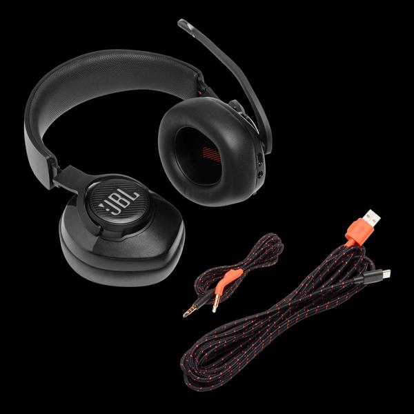 JBL Quantum 400 Black (JBLQUANTUM400BLK) в Украине