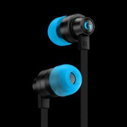 Logitech G333 Gaming Earphones Black (L981-000924)