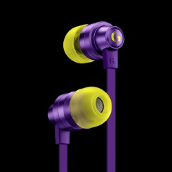 Logitech G333 Gaming Earphones Purple (981-000936)