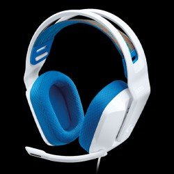 Logitech G335 Wired Gaming Headset White (981-001018)