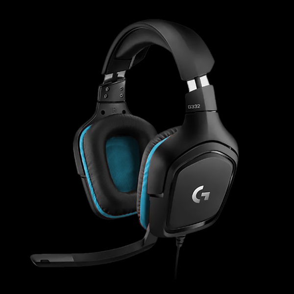Logitech G432 7.1 Wired Gaming Headset (981-000770)