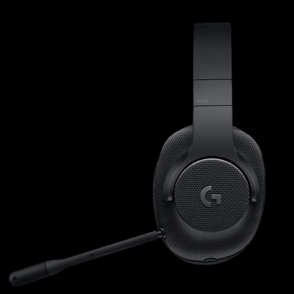Logitech G433 7.1 Gaming Headset (981-000668) цена