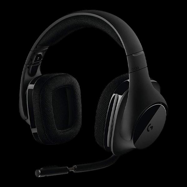 Logitech G533 Wireless Gaming Headset (981-000634) купить