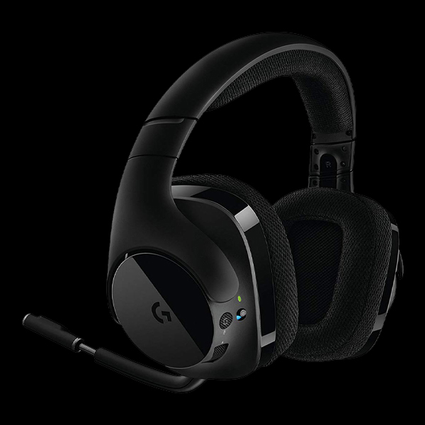 Logitech G533 Wireless Gaming Headset (981-000634) цена