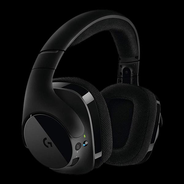 Logitech G533 Wireless Gaming Headset (981-000634) фото