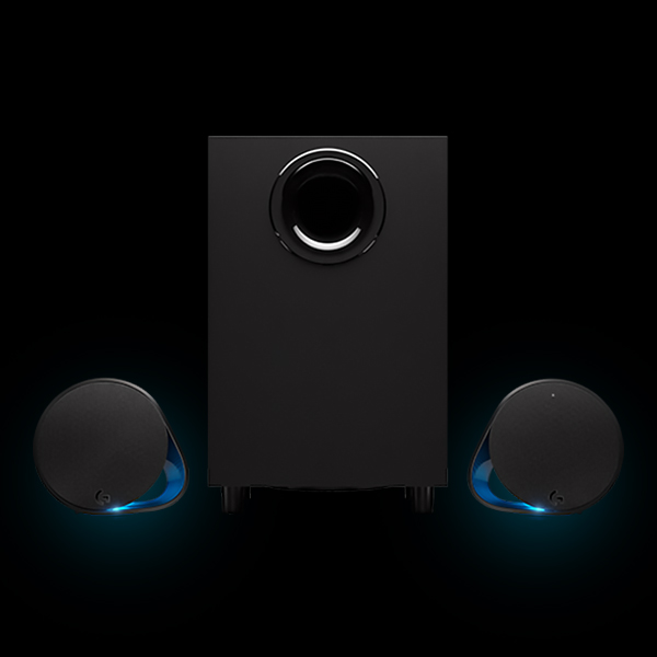 Logitech G560 PC Gaming Speakers (980-001301) купить
