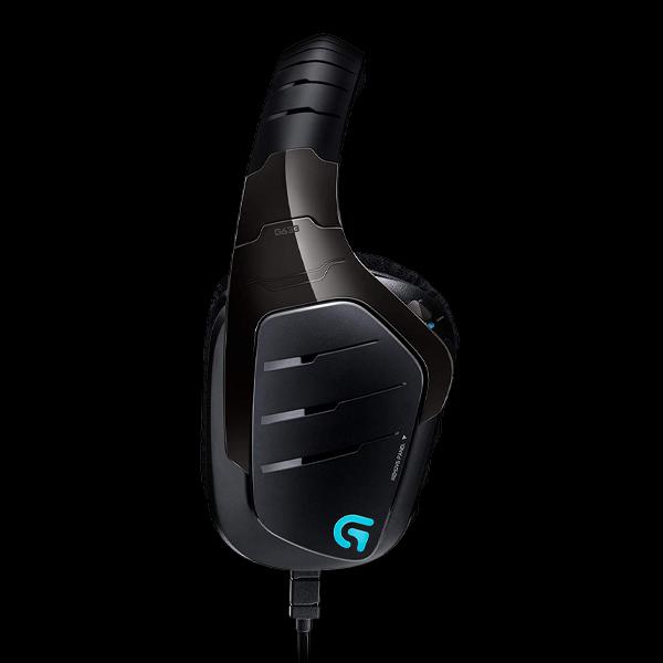 Logitech G633 7.1 RGB Artemis Gaming Headset (981-000605) стоимость
