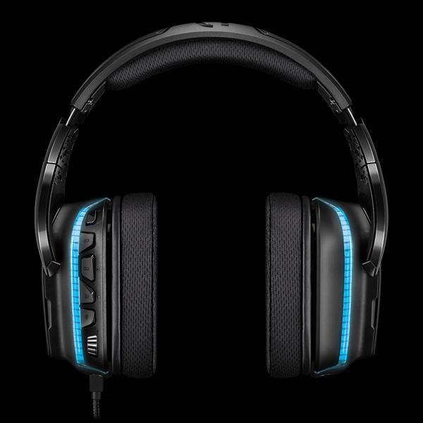 Logitech G635 Gaming Headset (981-000750) фото