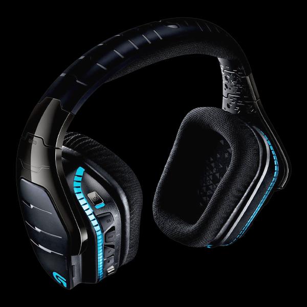 Logitech G933 Artemis 7.1 RGB Wireless Headset (981-000599) стоимость