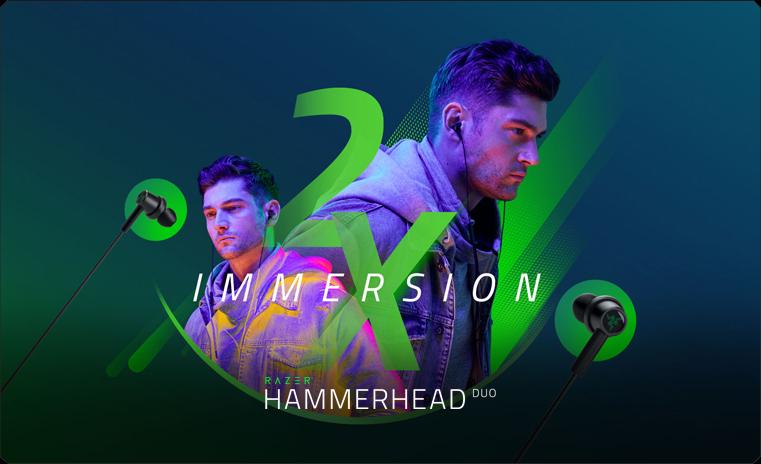 Razer Hammerhead Duo (RZ12-02790200-R3M1)