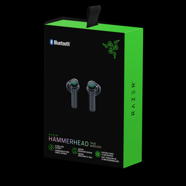 Razer Hammerhead True Wireless (RZ12-02970100-R3G1) в Украине