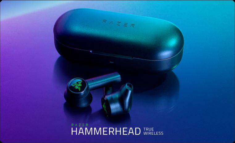 Razer Hammerhead True Wireless (RZ12-02970100-R3G1)