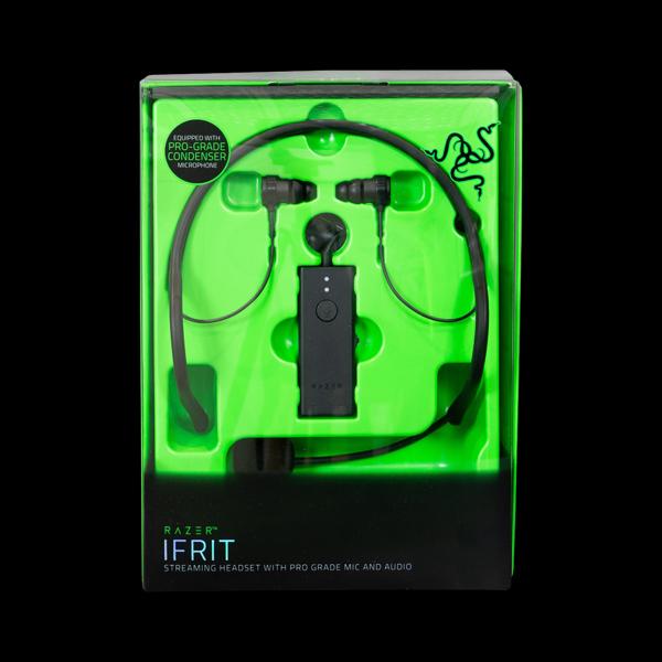 Razer Ifrit (RZ82-02300100-B3M1) фото