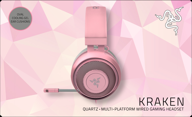 Razer Kraken Multi Platform Quartz Edition (RZ04-02830300-R3M1)
