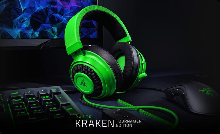 Razer Kraken Tournament Edition Black (RZ04-02051000-R3M1)