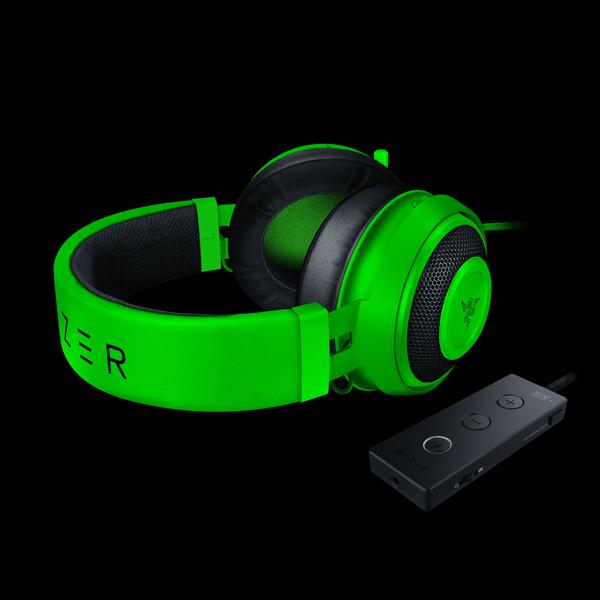 Razer Kraken Tournament Edition Green (RZ04-02051100-R3M1) цена