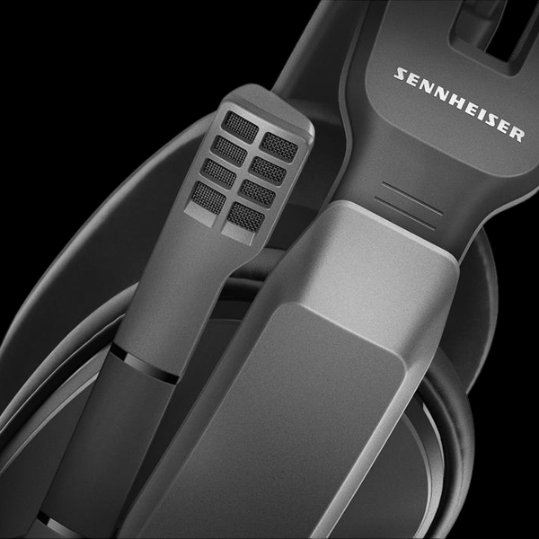 Sennheiser GSP 370 Wireless Gaming Headset описание