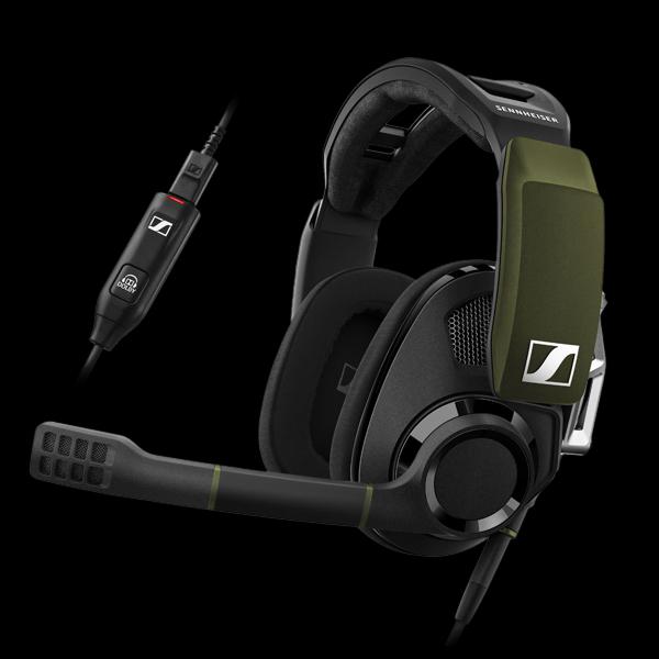 Sennheiser GSP 550 Gaming Headset купить