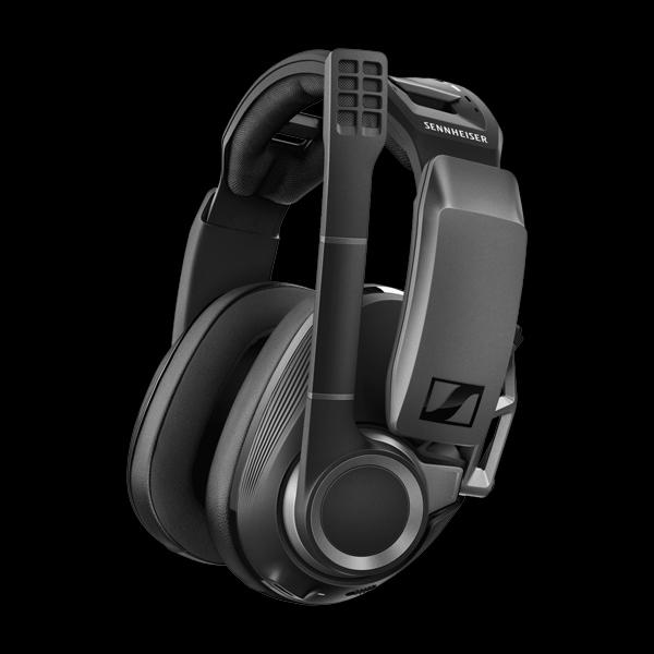 Sennheiser GSP 670 Wireless Gaming Headset описание