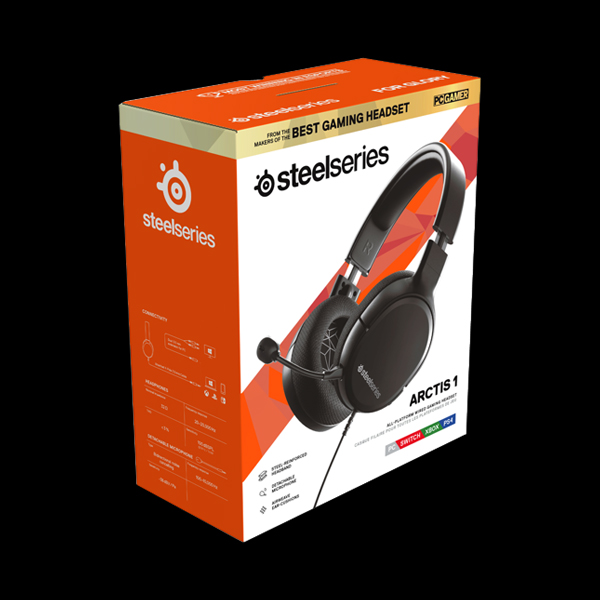 SteelSeries Arctis 1 (61427) фото