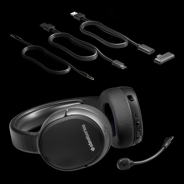 SteelSeries Arctis 1 Wireless for PS5 (61519) стоимость
