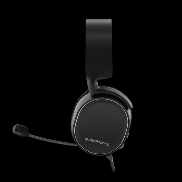 SteelSeries Arctis 3 Black 2019 Edition (61503) стоимость