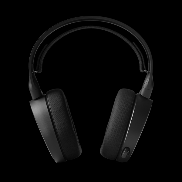 SteelSeries Arctis 3 Black 2019 Edition (61503) цена