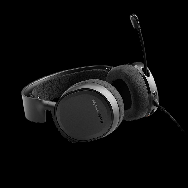 SteelSeries Arctis 3 Black 2019 Edition (61503) описание