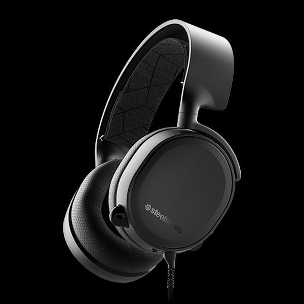 SteelSeries Arctis 3 Black for PS5 (61501) купить